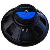 Technical Pro WF15.1 Woofer