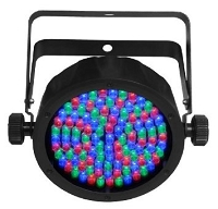 Chauvet EZpar 64RGBA - Battery Powered DMX Wash Light