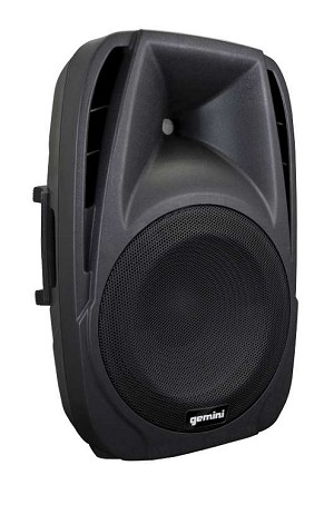 Gemini ES-15BLU Active Speaker System with Bluetooth
