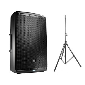JBL Eon 615 Special with FREE Stand