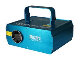 Blizzard Kaptivator High Power RGB 3D Laser