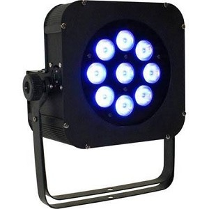 Blizzard Lighting Puck 3 Unplugged Tri-Color LED Par Can