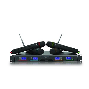 Technical Pro WM1641UHF Quad (4 Mic) Wireless system